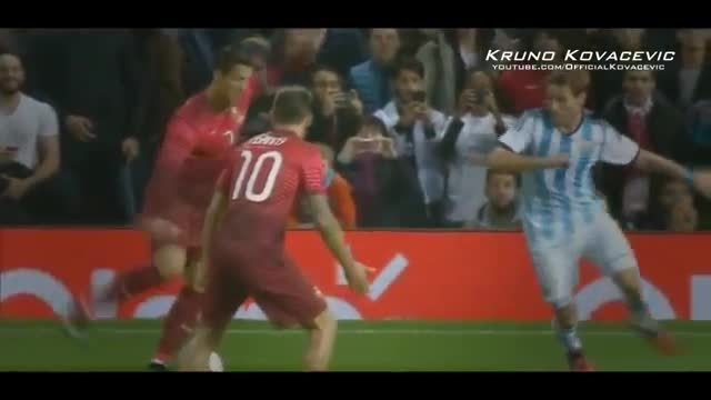 کریستیانو رونالدو پادشاه فوتبال