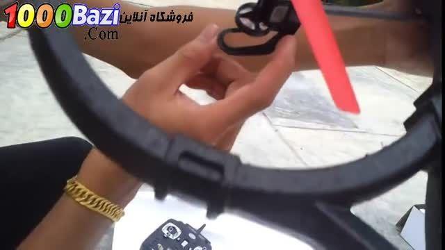 کوادکوپتر پرنده کنترلی مدل Syma X6