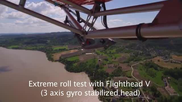 تثبیت کننده دوربین(هلیکوپتر)
