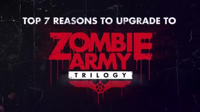 تریلر رسمی بازی Sniper Elite Zombie Army Trilogy
