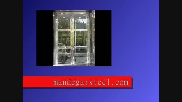 ماندگار استیل-ساخت انواع سازه های استیل