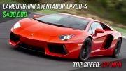 10 اتومبیل سریع جهان