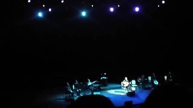 سامی یوسف-اجرای ترانه مرکز در کنسرت باکو 2015