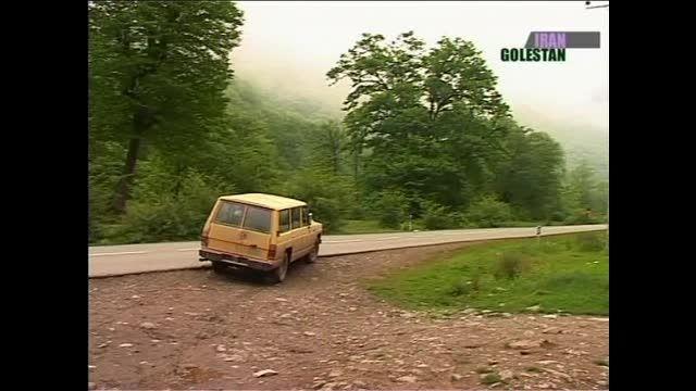 کاروانسرای قزلق در استان گلستان (پارت اول)