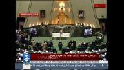 شوخی رئیس مجلس با وزیر پیشنهادی حجت الاسلام علوی