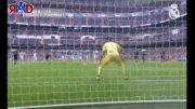 گلزنی رونالدو در 16بازی گذشته بازیهای لالیگا در برنابئو
