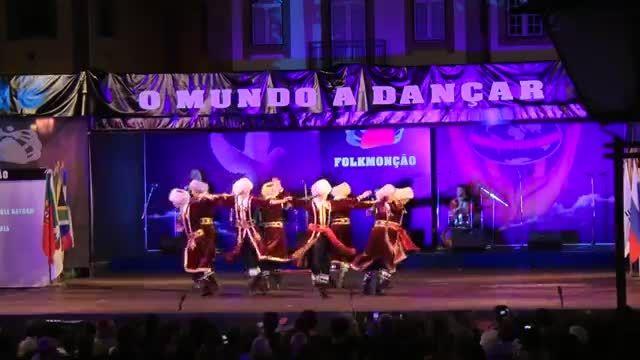 رقص ترکی باشقیری