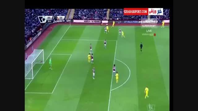 خلاصه بازی: استون ویلا ۰-۲ لیورپول