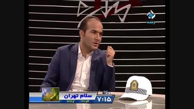 اجرای کمدی و طنز حسن ریوندی در تلویزیون ایران