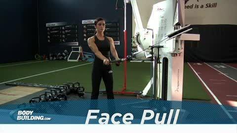 فیس پول - Face Pull