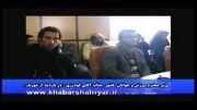 سخنرانی وزیر ورزش و جوانان در شهریار