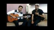 alireza zahedi(اسکله با صدای علیرضا زاهدی و گیتار سهیل طیبی)