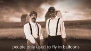 کلکل رپی بین برادران ماریو و برادران پرواز