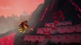 نینجاگو-بازگشت به معبد آتش