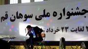 احسان افشار . تقلید صدا بی نظیر سیاوش قمیشی