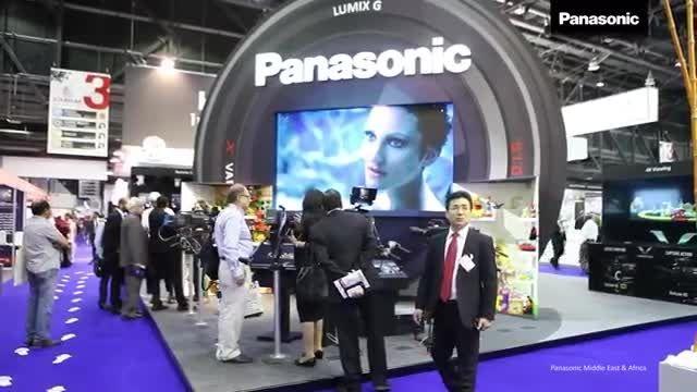 نمایش راهکارهای جامع AV حرفه ای 4K پاناسونیک