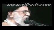 """سخنان رهبر در مورد بسیج تهیه شده ازگروه """"یا اباصالح"""""""