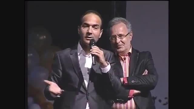 شوء خنده دار محمود شهریاری و حسن ریوندی و کاظم احمدزاده