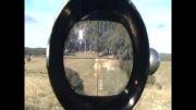 شلیک دیدنی با تک تیرانداز و خوردن به هدف از 1 مایلی One Mile Shot