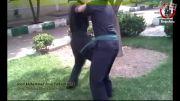 کلیپ دفاع شخصی خیابانی سنسی محمدرضا ترکاشوند