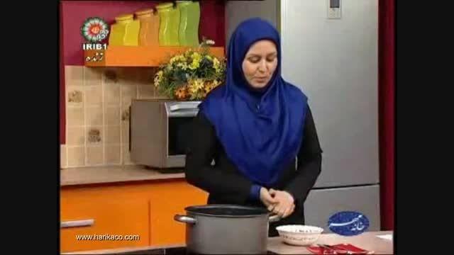 آش رشته - آموزش آشپزی