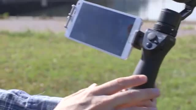Hands on with the DJI Osmo: the ultimate selfie stick