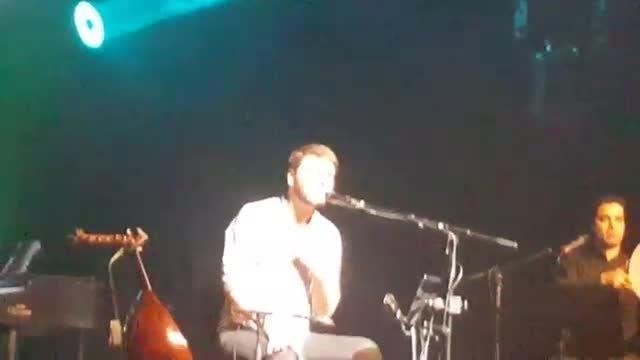 سامی یوسف - اجرای ترانه ساری گلین در کنسرت اسن 2015