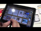 Samsung Galaxy Note 10.1 Hands On with Pen Demo