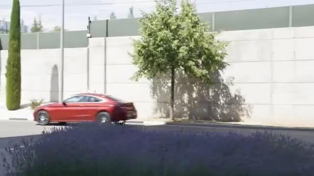 مرسدس بنز C Class Coupe AMG جدید