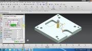 آموزش برنامه نویسی فرزکاری در نرم افزار SIEMENS NX 8.5