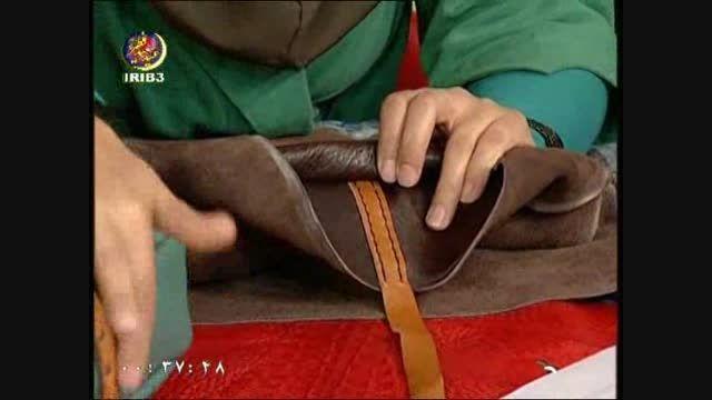 آموزش کیف زنانه دوشی توسط هدی قاصدی