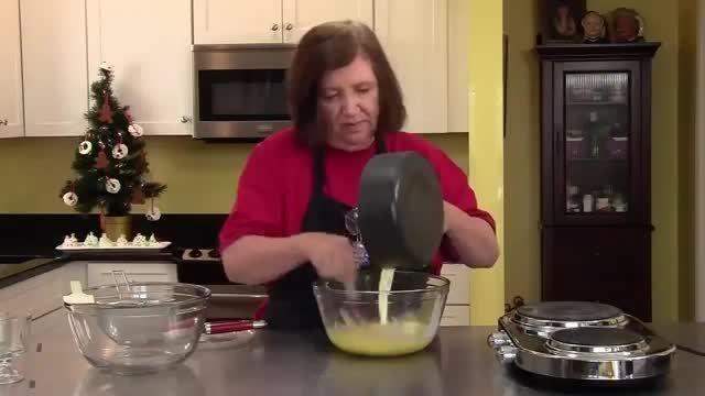 دستور درست کردن شکلات سه رنگ