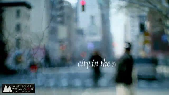 انیمیشن معماری City in the Sky