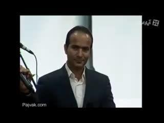 اجرای برنامه با حضور حسن ریوندی و محمود شهریاری-آخرخنده