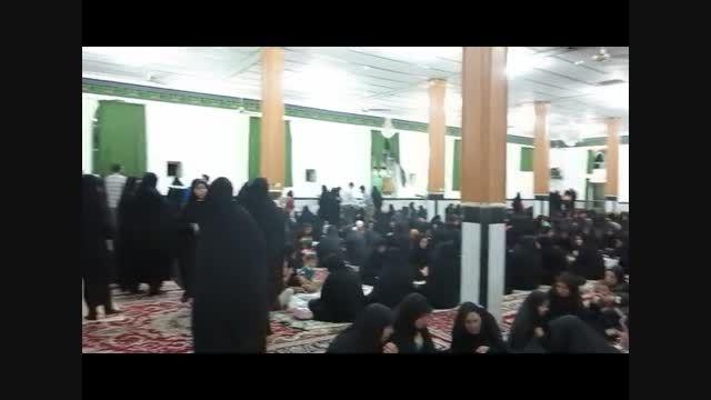 افطاری شب 19 ماه مبارک رمضان در محل حسینیه آقاعلی(1)