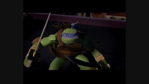 لاکپشت های نینجا 2012 قسمت 14 دوبله فارسی
