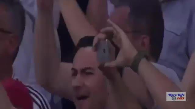 دو گل بازی : رئال مادرید 1 -1 یوونتوس (اسکای اسپورت)