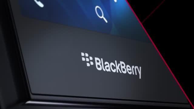 اسمارتفون بلک بری لیپ (Blackberry leap)