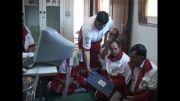 بازدید از پایگاه امداد و نجات سیار در جاده سرچم - گیوی
