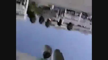 فرود اضطراری هواپیما در دریا