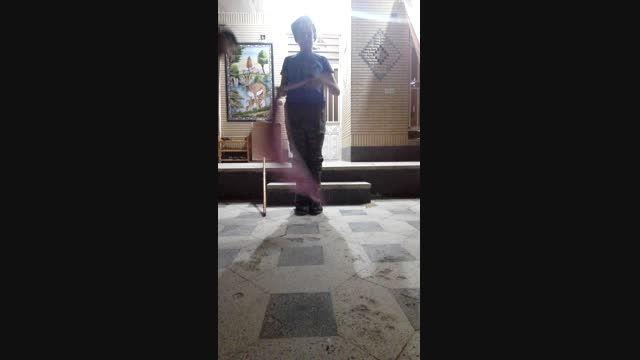 شعبده بازی پرواز انسان
