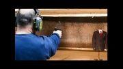 کت و شلوار ضد گلوله