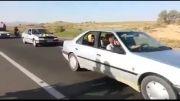 تصادف مرگبار در عروسی