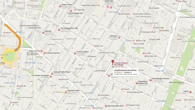 معرفی امکانات جدید Google Maps