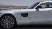 مرسدس بنز AMG GT - اولین تجربه رانندگی در پیست مسابقه