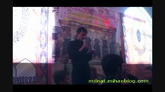 نوحه افغانی (محمد حسینی)سبک تقلیدی از مجید بنی فاطمه