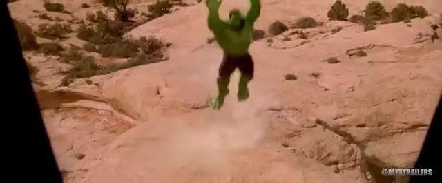 تریلر فن مید سوپرمن علیه هالک