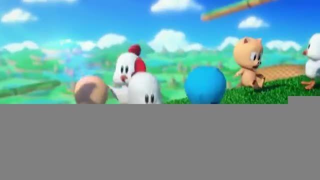 Sonic Lost World Trailer