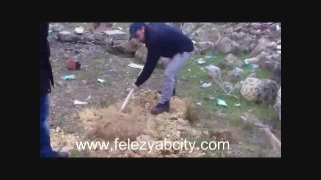 آموزش کار با ردیاب طلا نقره گلادیاتور ترکیه
