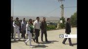 عزیمت تیم دوچرخه سواری دانشگاه علوم پزشكی فسا به مشهد